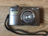 Nikon Coolpix 16.1mp 5x zoom Digital Camera