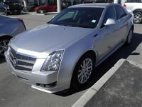 2011 Cadillac CTS MANUAL-LEATHER