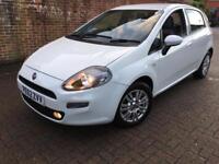 Fiat Punto 1.2 8v Easy 5dr p/x considered service history 2012 (62 reg), Hatchback