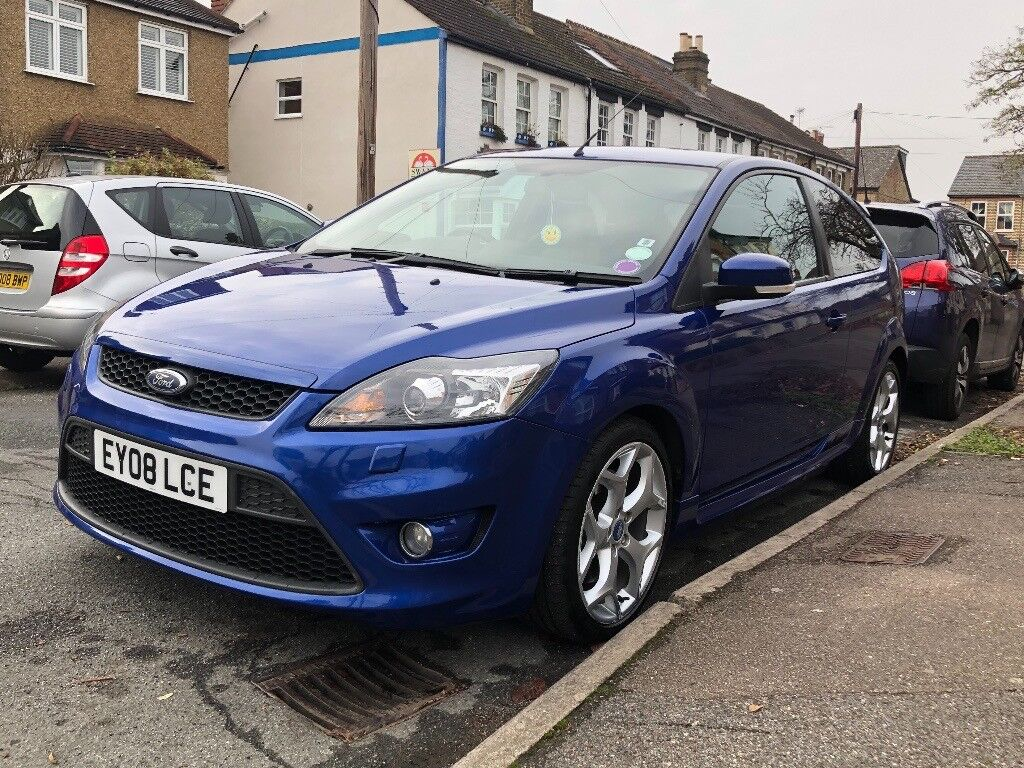 ford focus st 2 220bhp mk2 facelift model only 28 600 miles in ashford surrey gumtree. Black Bedroom Furniture Sets. Home Design Ideas