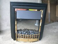 Dimplex Cheriton Fire Model CHT 20 in very good condition. Hardly used. Cost £178.00 sell for £100.