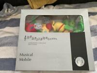 Unopened Baby Musical Cot Mobile
