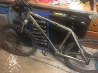 Marin bike frame