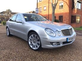 Mercedes E280 Cdi Sport 7G Tronic Auto 1 Owner From New