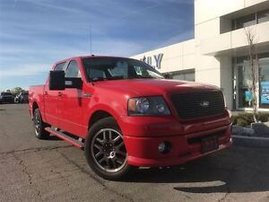 2008 Ford F-150 FX2, Leather, Moonroof, Mint!!