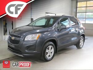 2015 Chevrolet Trax LT traction intégrale