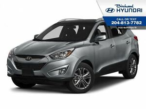 2015 Hyundai Tucson GL AWD *Heated Seats
