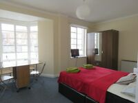 Spacious Double Room steps from Hyde Park W2 available Price £230p. w + £10p. w bills