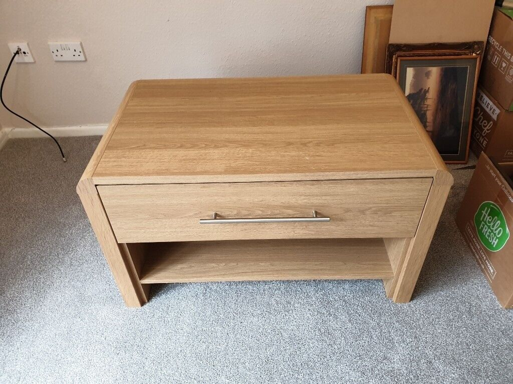Picture of: Tables Argos Home Elford Lamp Table Oak Effect Home Furniture Diy Ot Baieducotentin Fr