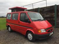 1997 Automatic Ford Transit Campervan