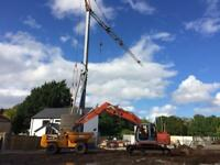 Plant hire, digger, telescopic, crane, Lorry ,low loader