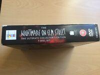 Nightmare on elm street boxset