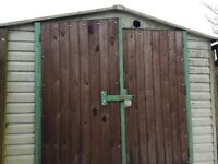 12x10 metal shed. Free to good home