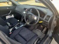 Honda, ACCORD, Saloon, 2005, Manual, 1998 (cc), 4 doors