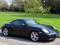 2007 Porsche Cayman 3.4 987 S 2dr - 2 FORMER KEEPERS WITH FULL PORSCHE SERVICE HISTORY