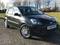 2008 FORD FIESTA 1.2 5 DOOR HATCHBACK CLIMATE FULL MOT 5 #CLIO#POLO#CORSA