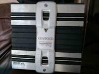 Car 350watt amp & boschmann 400watt speakers