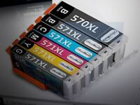 27 inkjet cartridges for Canon printer