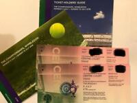 Wimbledon Centre Court Tickets 5th July 2018