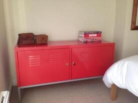 IKEA PS Cabinet in Red
