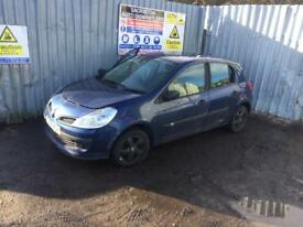 Breaking for parts Renault Clio 1.2 2006
