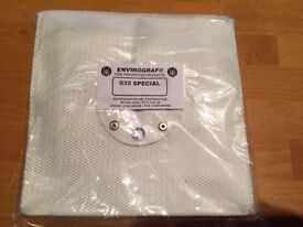 Envirograf 150x150mm Downlight Fire Hood, NEW UNOPENED ( 3 available)