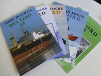 Ships in Focus Record , 20 available issues of this quality ship lovers publication