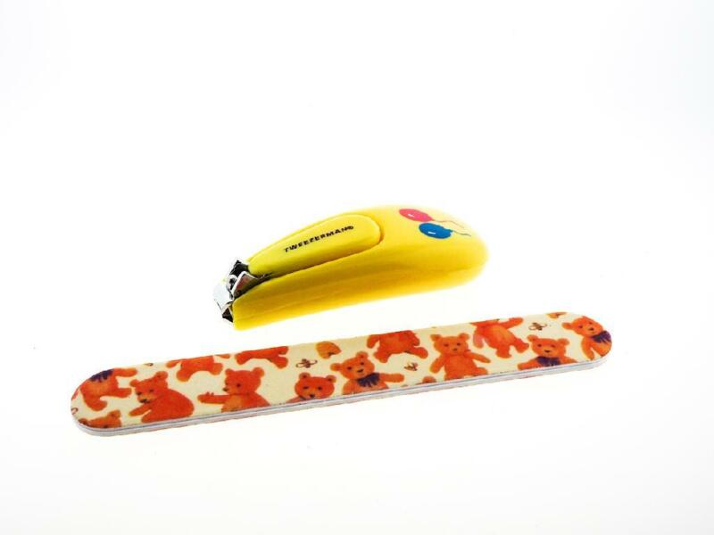 Tweezerman:Baby Nail Clipper With Bear File