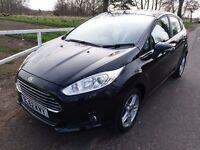 ****2013 62reg Facelift Ford Fiesta 1.2 Zetec 5dr full history only 23k miles******