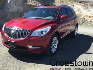 2013 Buick Enclave DOUBLE SUNROOF/DVD PLAYER/BACKUP CAMERA/HEATE