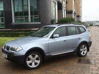 *** BMW X3 diesel 55 plate swap px