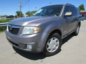 2008 Mazda Tribute GT V6 AWD TOIT OUVRANT CUIR A/C!!!
