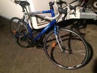 Racing bike Btwin 30 gearslarge frame