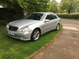 2007 Mercedes-Benz C220 Cdi Automatic MOT HPI Cruise Control Dual climate 2Key Excellent P/X Welcome
