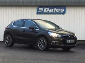 Citroen DS4 1.6 HDi DStyle 5dr (bronze) 2011