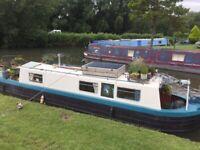 Narrowboat Marinela 36ft Springer
