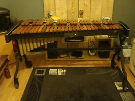 4 Octave Concert Adams Xylophone for sale with light rosewood bars. £1100ono.
