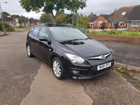 2011 61 Hyundai I30 1.6 CRDI COMFORT £30 Road Tax Long MOT Turbo Diesel 5DR Hatchback