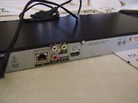 Panasonic Blu ray player DMP BD75