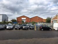 Commercial yard To Let Available now.