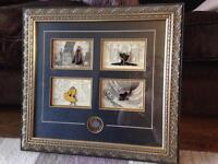 Disney Villains Pin Badge Frame