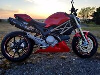 Ducati Monster 798 anniversary edition