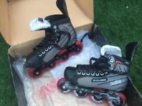 Bauer skates size 6 rrp £150