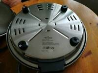 Stainless Steel Gourmet Cook and serve Hotplate