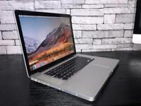 """MacBook Pro 15"""" (Mid 2012) With LapTop Bag and SSD"""
