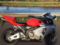 Honda CBR600rr, very tidy and clean motorcycle in very good conditions.