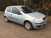 Fiat Punto 2004 1.2 (Brand new clutch) and MOT Feb 2019 LOW MILES