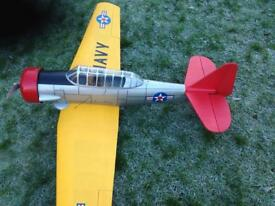 HARVARD RADIO CONTROLLED AIRCRAFT