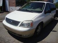 2005 Ford Freestar SEL CUIR
