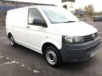 VOLKSWAGEN TRANSPORTER 2.0 T28 TDI 1d 102 BHP ONE OWNER, LIGHT USE ONLY, FULL PSV (white) 2011